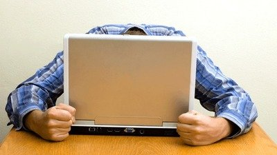 PC Laptop Start Up