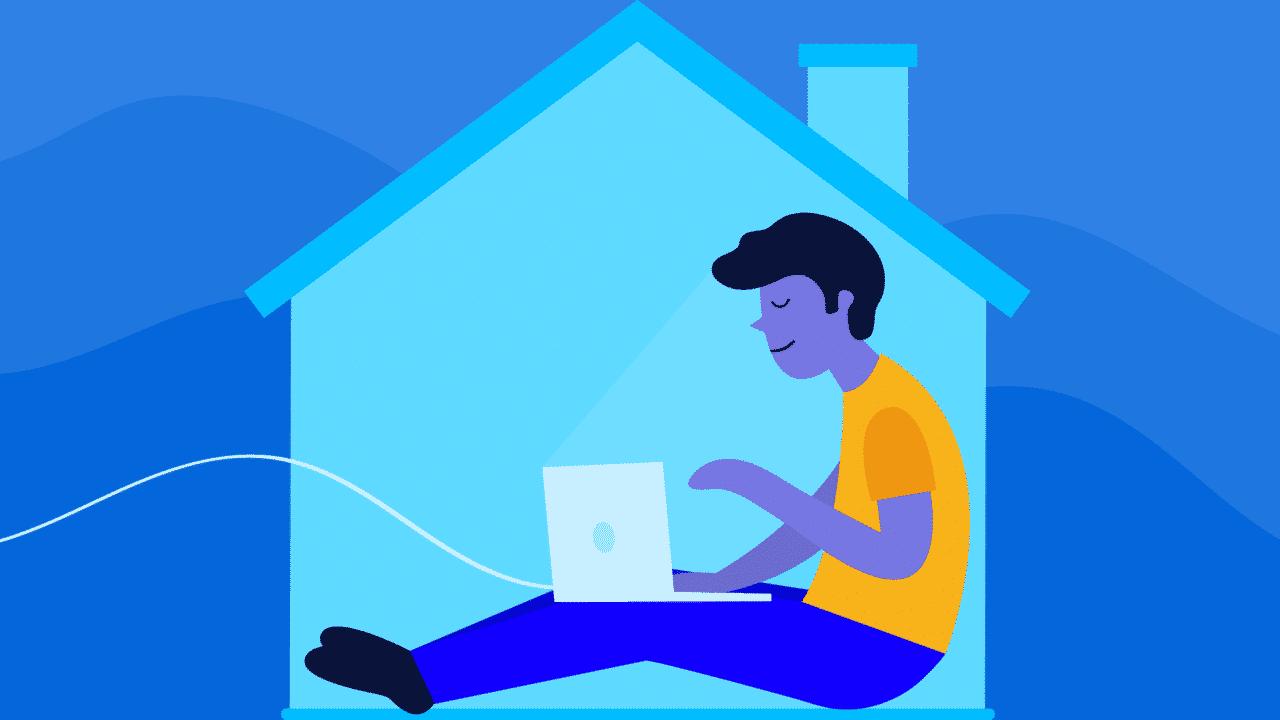 Working From Home - Coronavirus